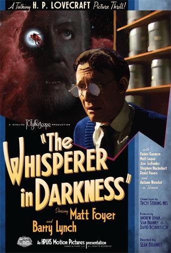 The Whisperer in Darkness | John Guy Collick