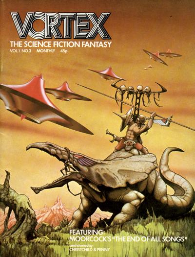 Vortex – The Science Fiction Fantasy | John Guy Collick
