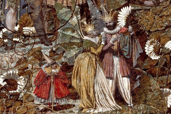 Detail from Richard Dadd's The Fairy Feller's Masterstroke
