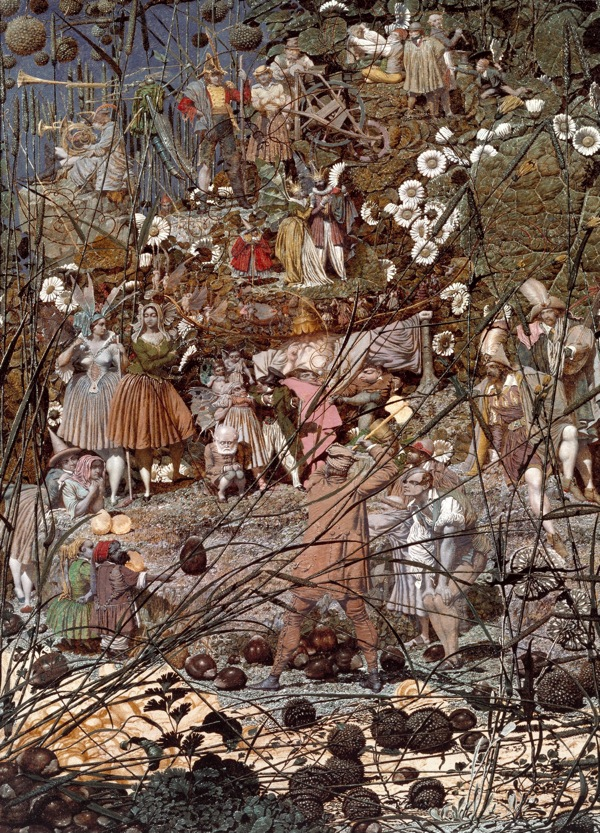 The Fairy Feller's Masterstroke by Richard Dadd.