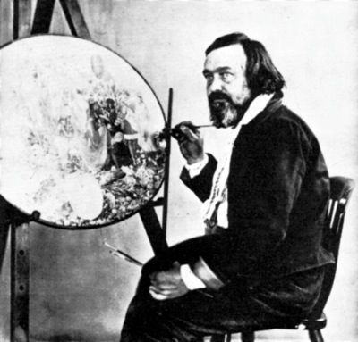 Photograph of Richard Dadd