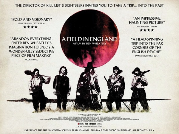 A Field in England, (2013), directed by Ben Wheatley