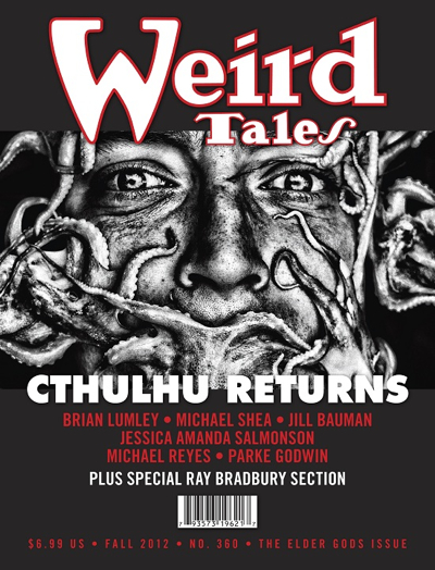 Weird Tales 360. Cthulhu issue.
