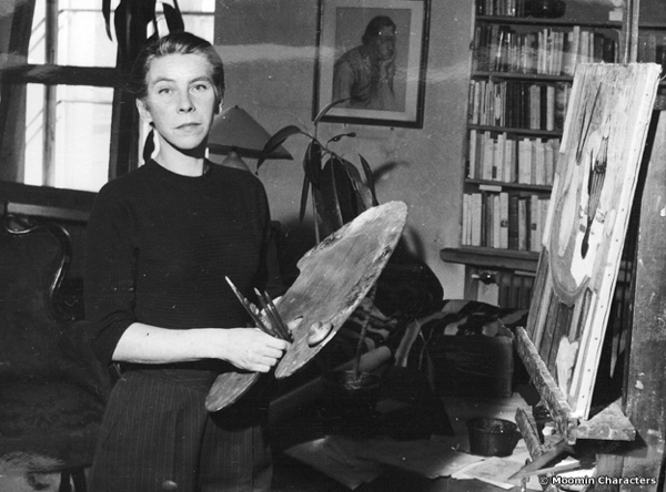 Tove Jansson the Artist