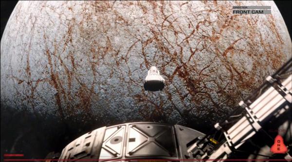 Landing on Europa