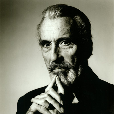 The King of Elfland - Christopher Lee.