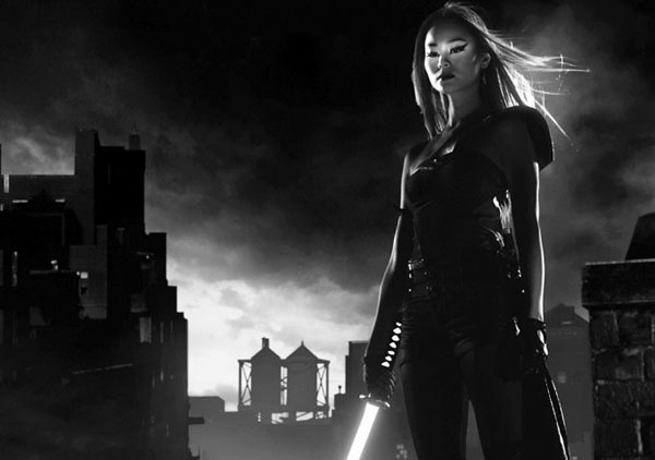 Little Miho - played by Jamie Chung