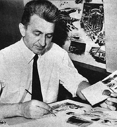 Frank R. Paul