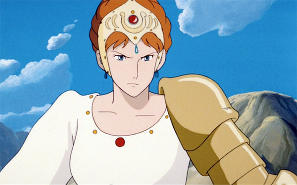 Princess Kushana from Nausicaa