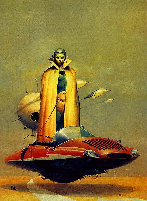 Menace of the Mutant Master - Kurt Mahr