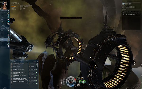 EVE Online screenshot.