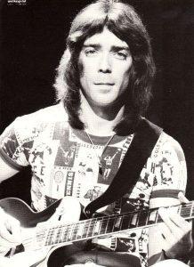 Steve Hackett in 1975
